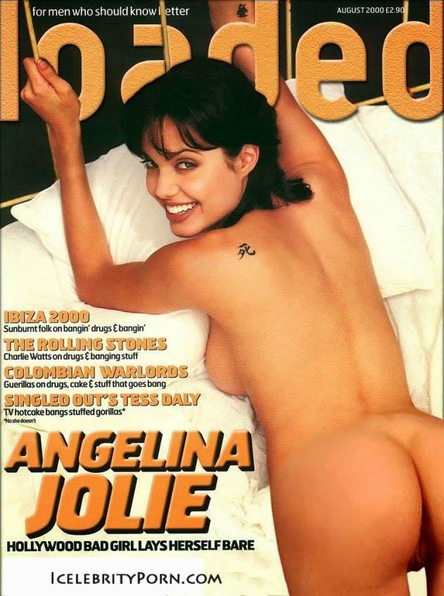 anglina jolie sex tape