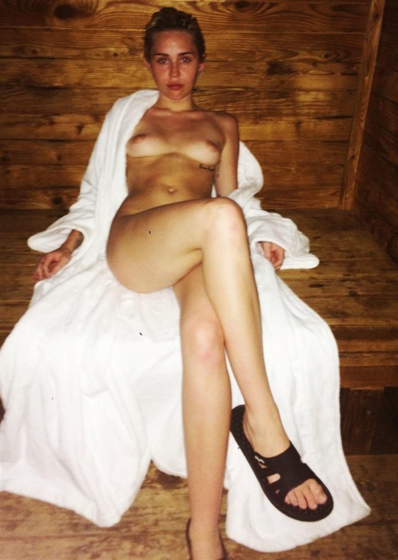 Fotos de miley cyrus a tope desnuda