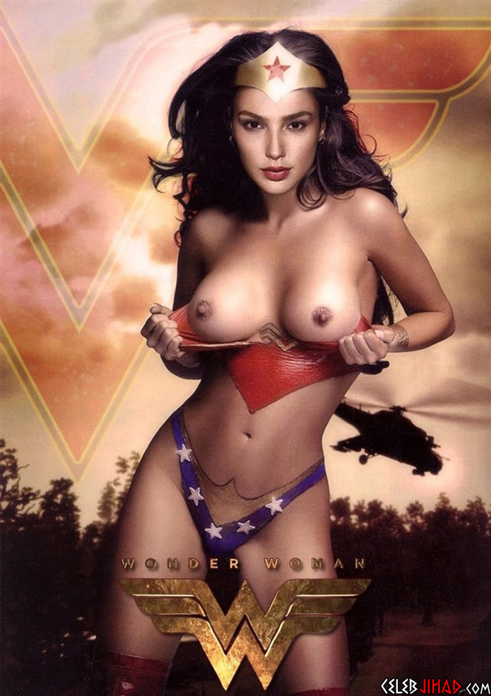 from Gannon gal gadot desnuda hot
