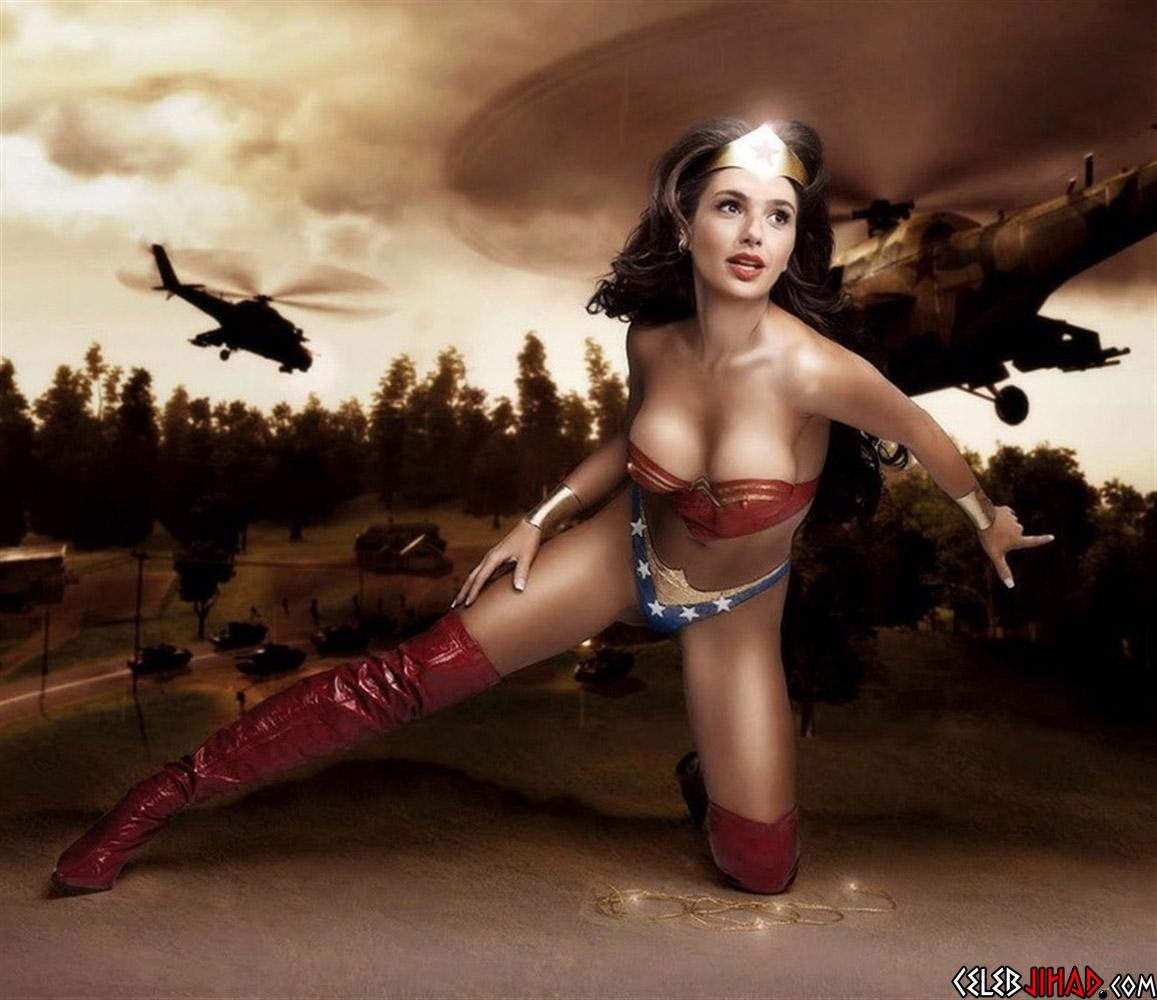 Mujer Maravilla Desnuda Gal Gadot xxx - famosas-desnudas-hollywood-batman-superman-sex-tape-nude-celebrity-porn-leaked-fuck-marvel (5)