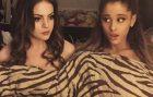 Ariana Grande Desnuda Descuido Upskin Calzon