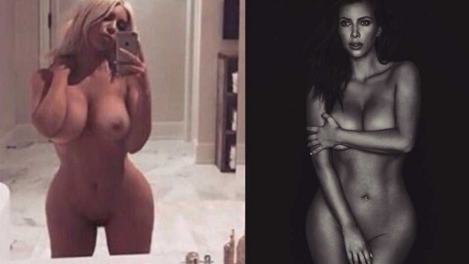 Kim Kardashian Desnuda Selfie xxx sin Censura -VIDEO-sexual-follando-culo-culaso-vagina-puta-fotografia-robada-movil-hacker-selfie