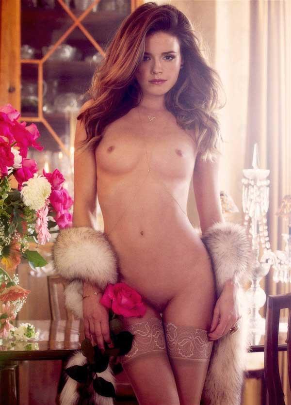 Watson emma nude girl