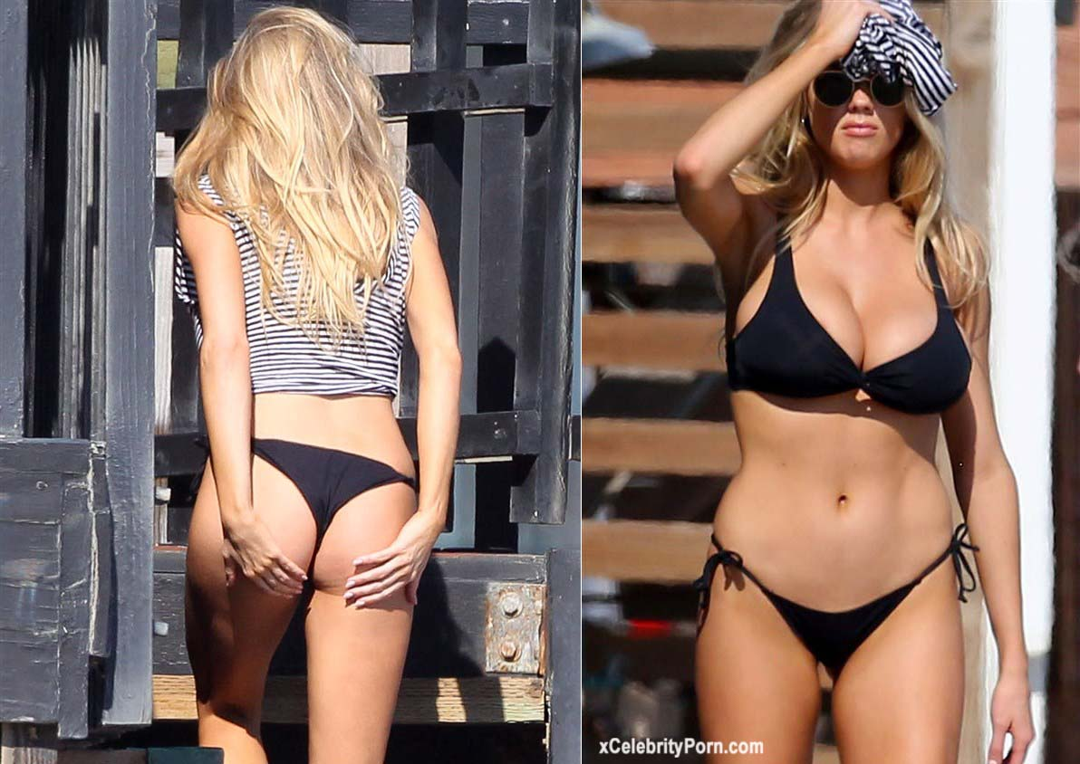Charlotte McKinney en Bikini Fotos Sensuales -modelos-xxx-desnudas-fotos-hacker-filtradas-2016-xcelebrityporn-sex (1)