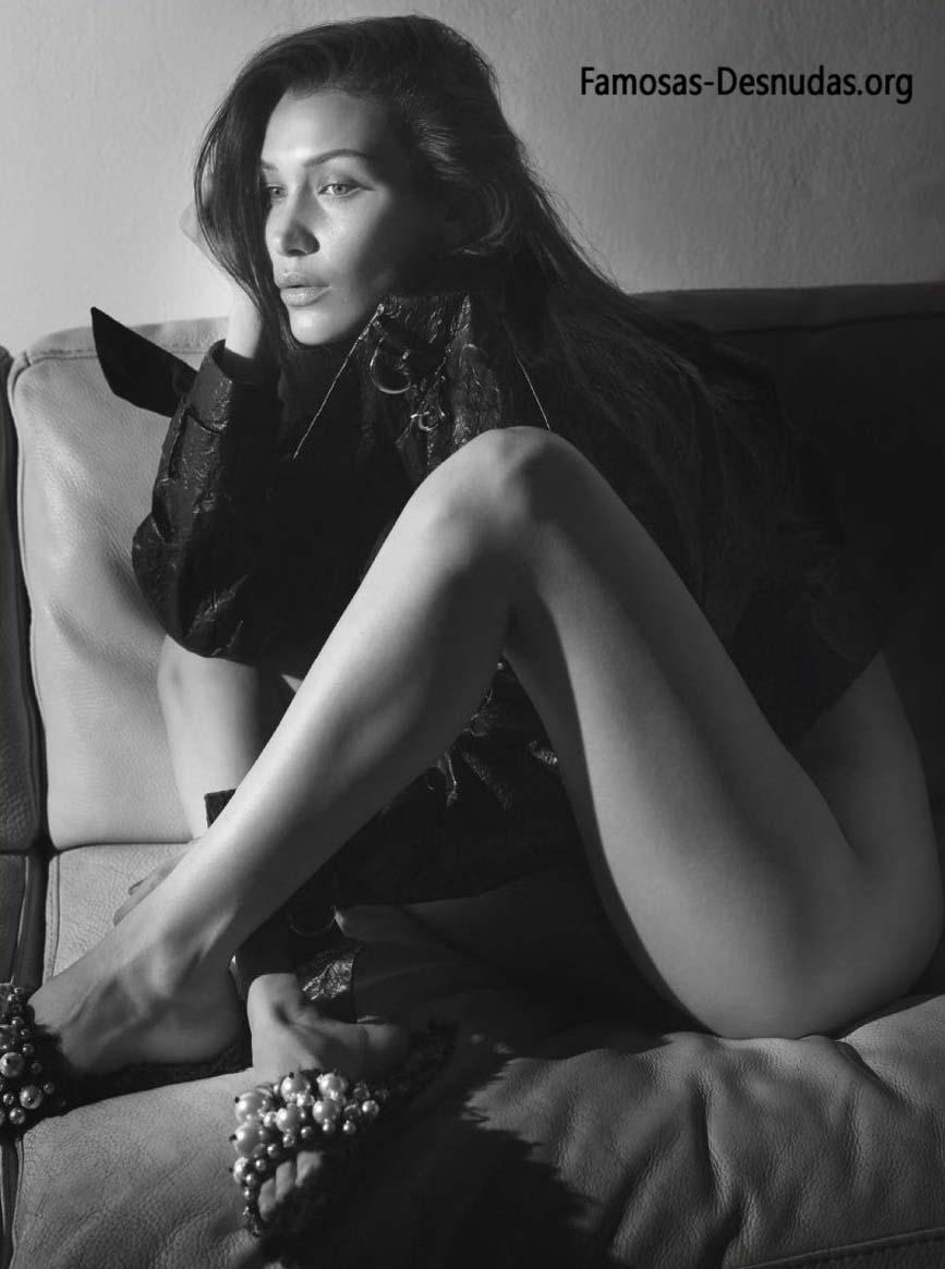 Bella Hadid Posando Desnuda para una Revista -modelo-famosa-desnuda-descuidos-fotos-modelos-filtradas-porno-celebridades-icelebrityporn (4)