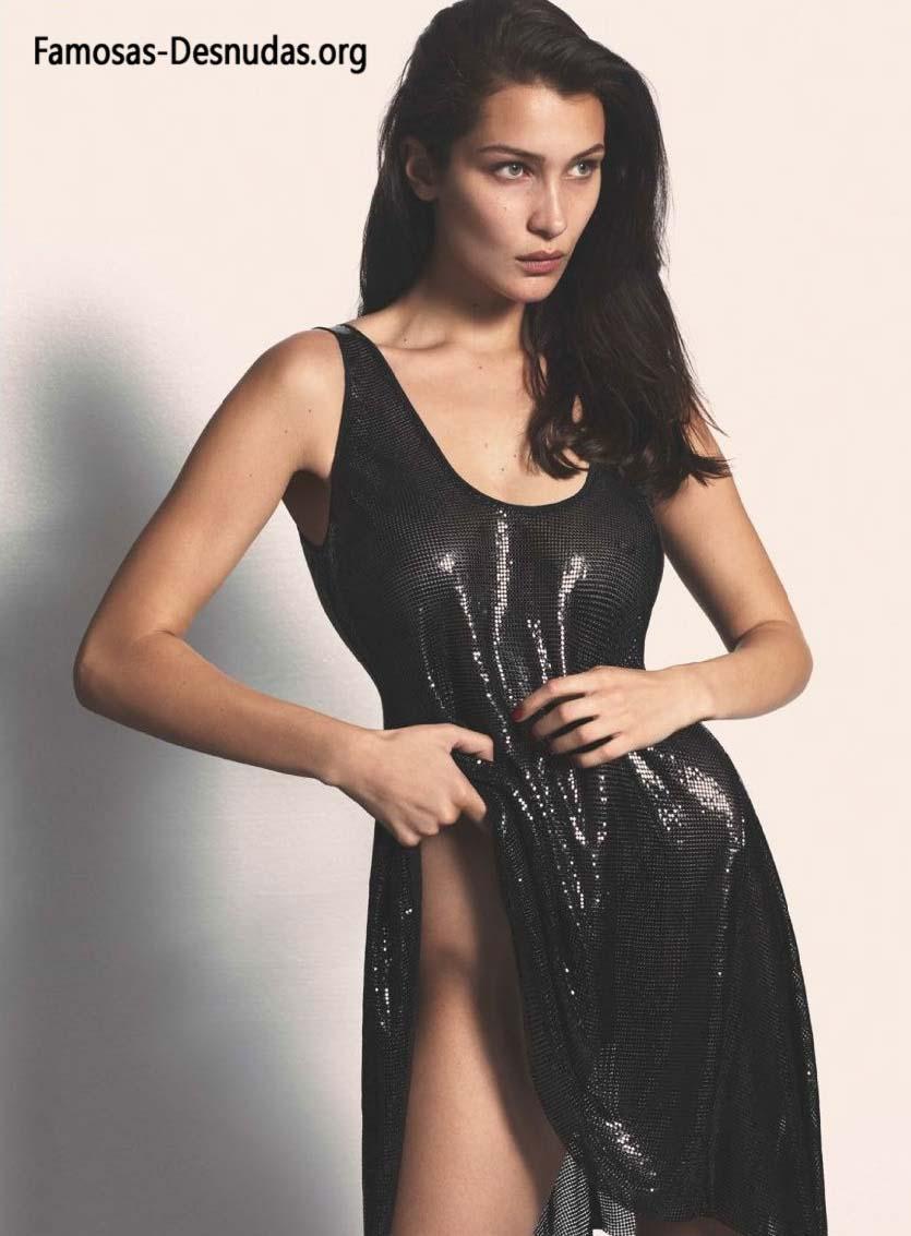 Bella Hadid Posando Desnuda para una Revista -modelo-famosa-desnuda-descuidos-fotos-modelos-filtradas-porno-celebridades-icelebrityporn (5)