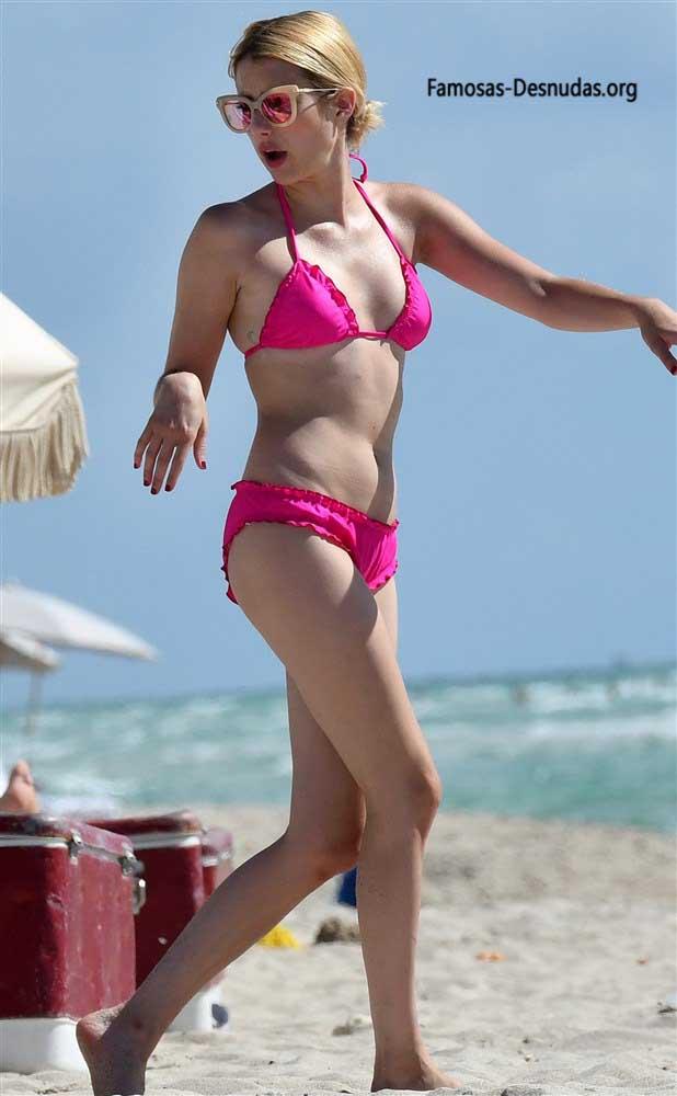 Famosas en Bikini - MARGOT ROBBIE, EMMA ROBERTS Y KATE HUDSON -famosas-desnudas-en-playa-xxx-porno-celebrity-porn-sex-hot-descuidos-tetas-vagina (1)
