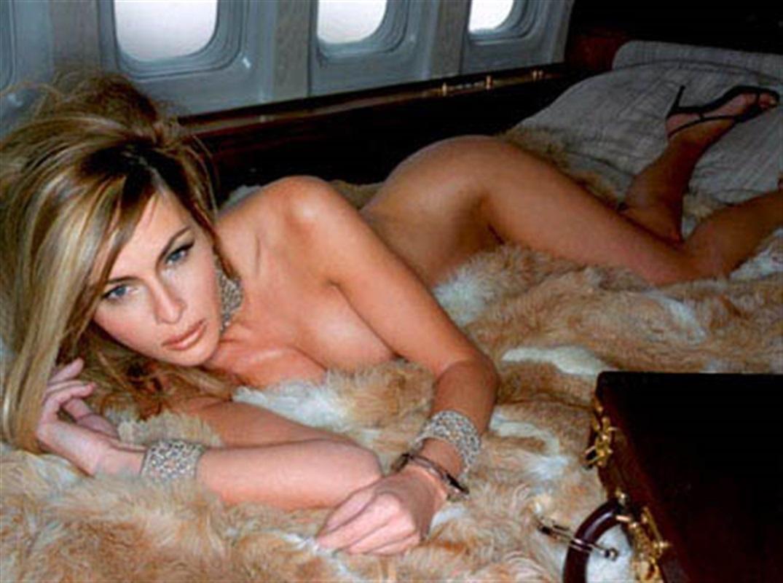 Melania Trump xxx Esposa de Donald Trump Desnuda -famosas-estadounidenses-fotos-porno-filtradas-sexo-celebrity-usa-modelo (1)