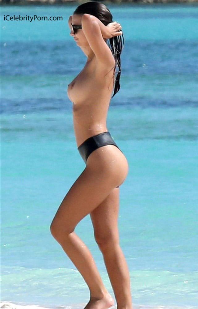 Modelo Emily Ratajkowski desnuda - modelo desnuda - fotos porno - 2017
