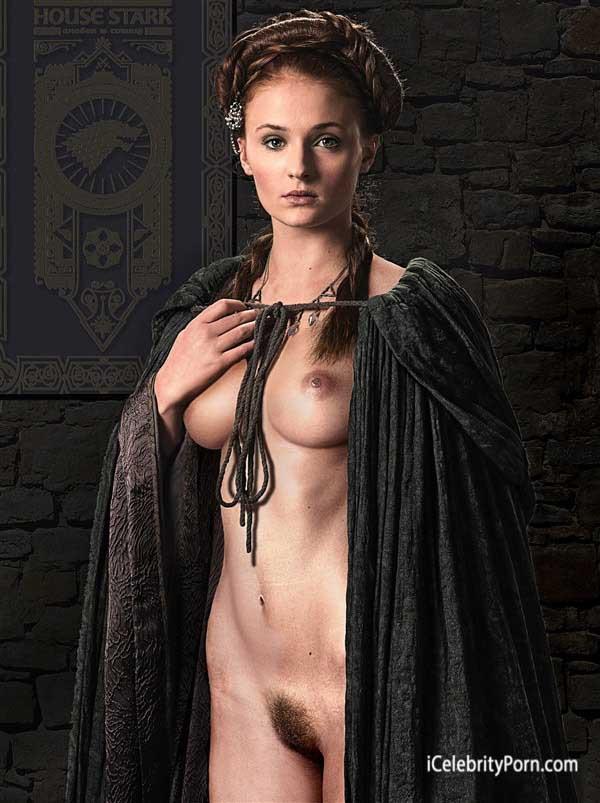 nueva temporada juego de tronos y sus escenas porno de shopie turner